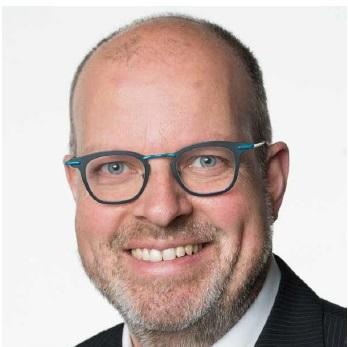 Jurgen Stoop, voorzitter Kruisvereniging Bergen op Zoom